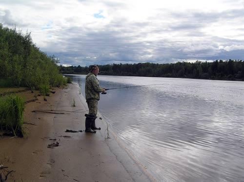 Секреты рыбалки: уровень воды если уровень воды