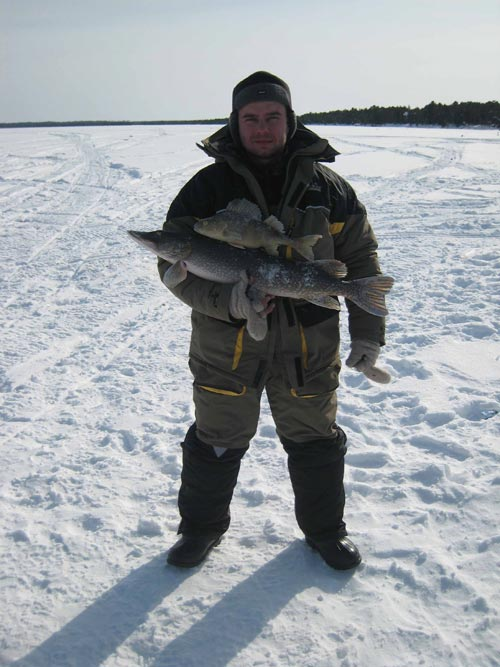 Рыбалка на варгато